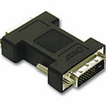 DVI-D™ Male to Female Port Saver Adapter
